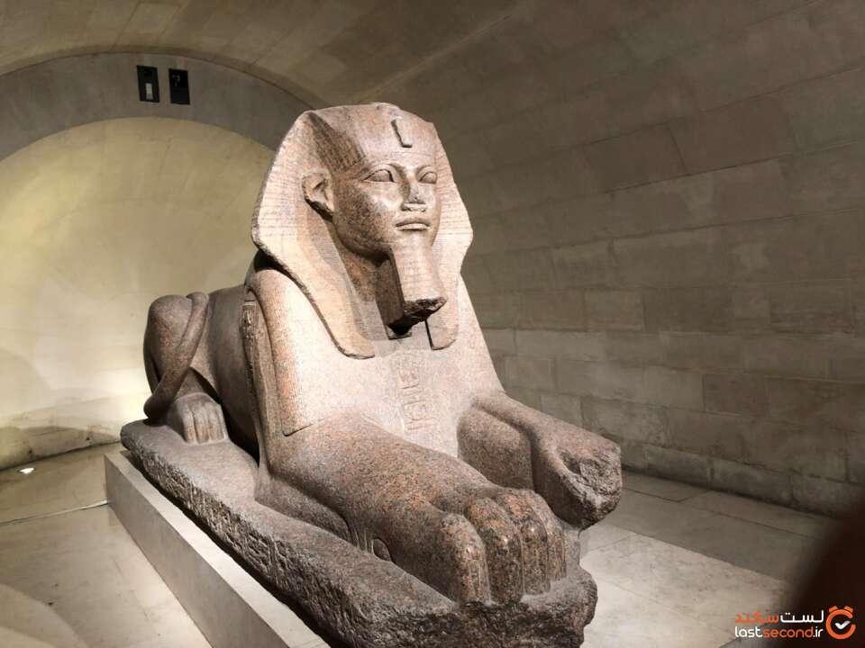 مجسمه  ابولهول مصری