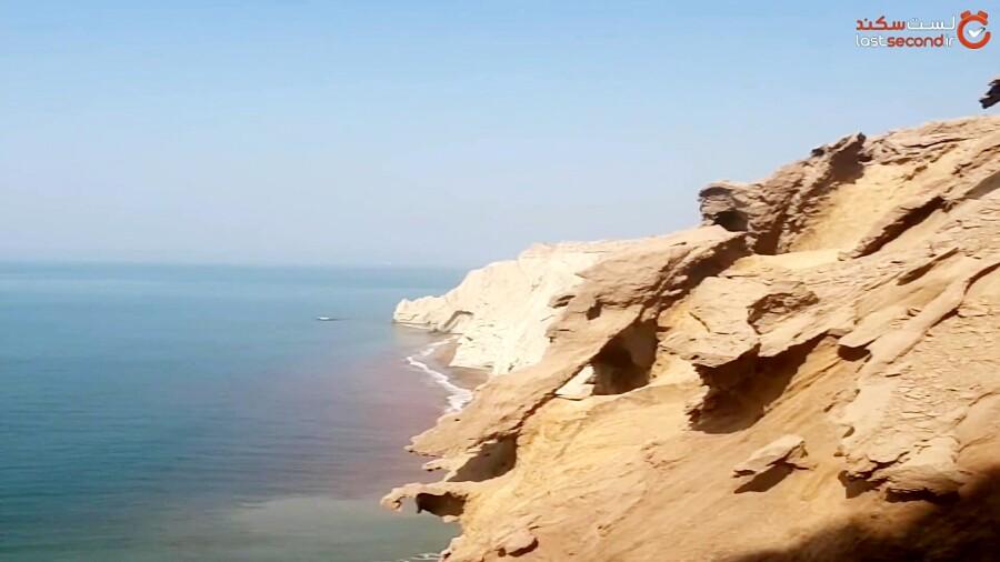 گشتی به دور جزیره زیبای هرمز!