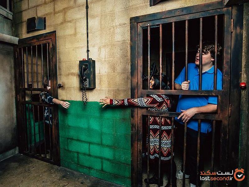 اتاق فرار زندان