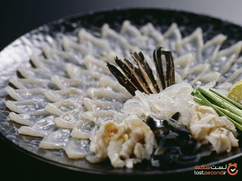 چندش آورترین غذاهای دریایی