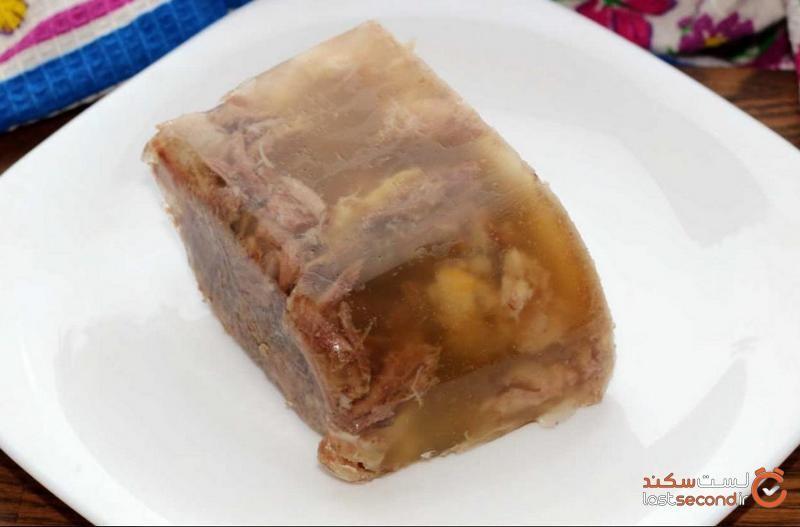 بدمزه ترین غذای دنیا