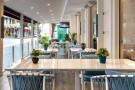 رستوران فضای باز هتل اکسیدنتال