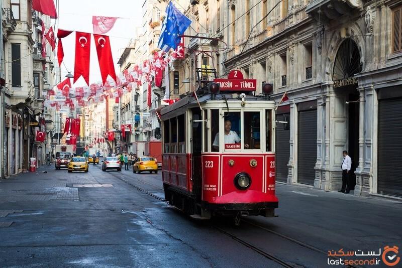 وسایل نقلیه استانبول