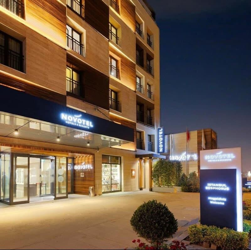 هتل نووتل استانبول بسفروس