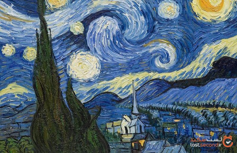 معروفترین نقاشی ها