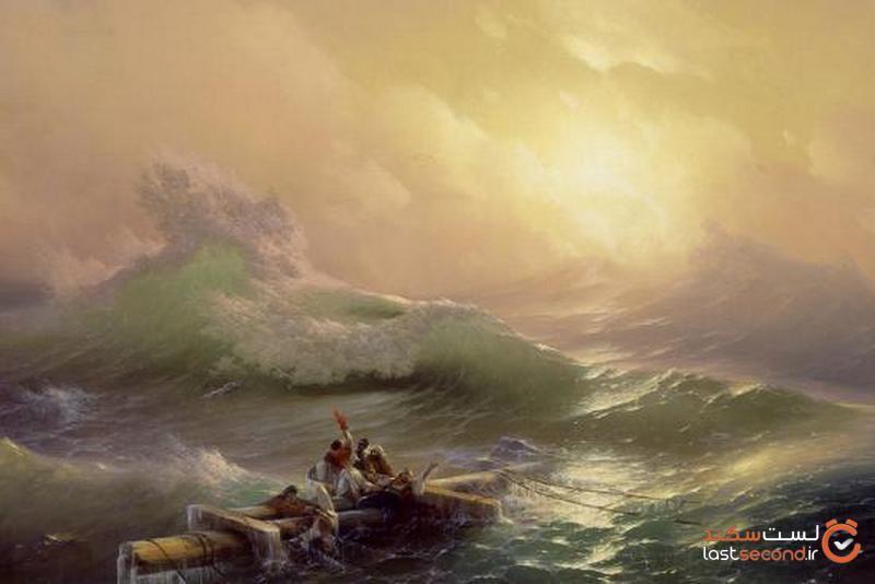 شاهکارهای نقاشی دنیا