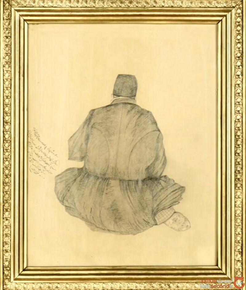 نقاشی های ناصر الدین شاه