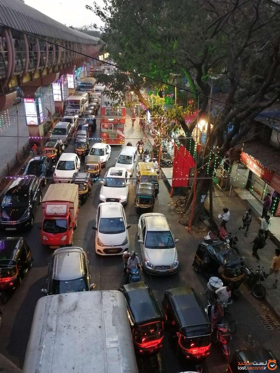 خیابان های هند