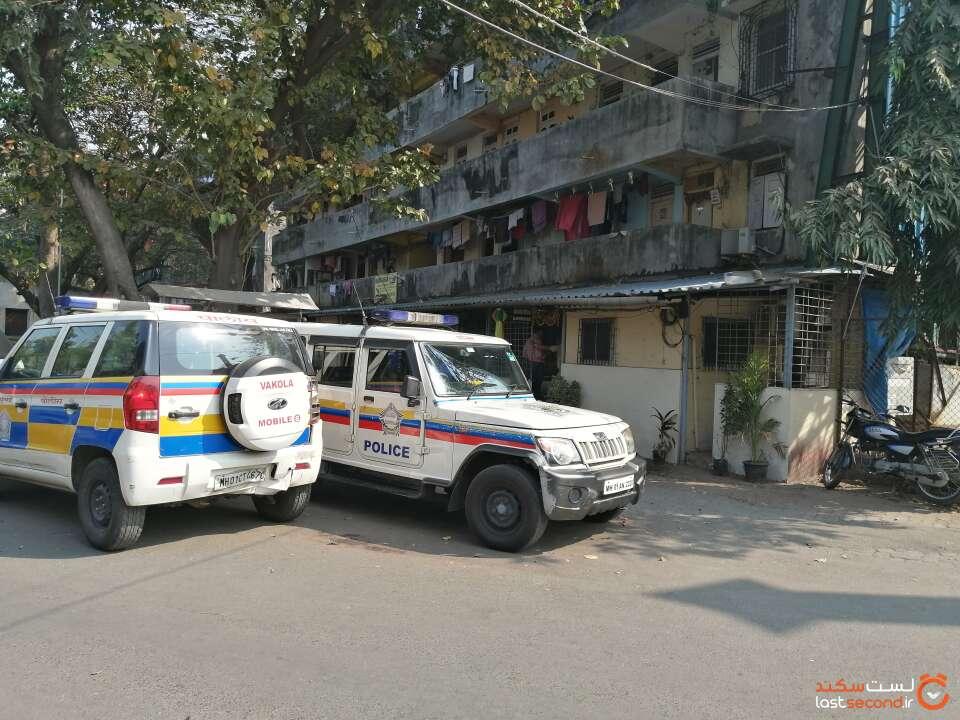 ایستگاه پلیس هند