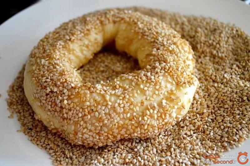 بهترین نان های جهان