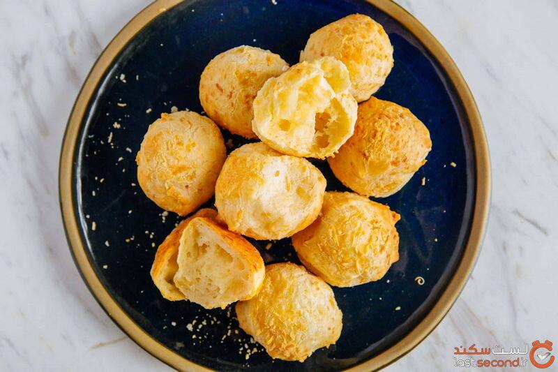 برترین نان های دنیا