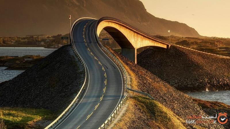 جاده آتلانتیک نروژ
