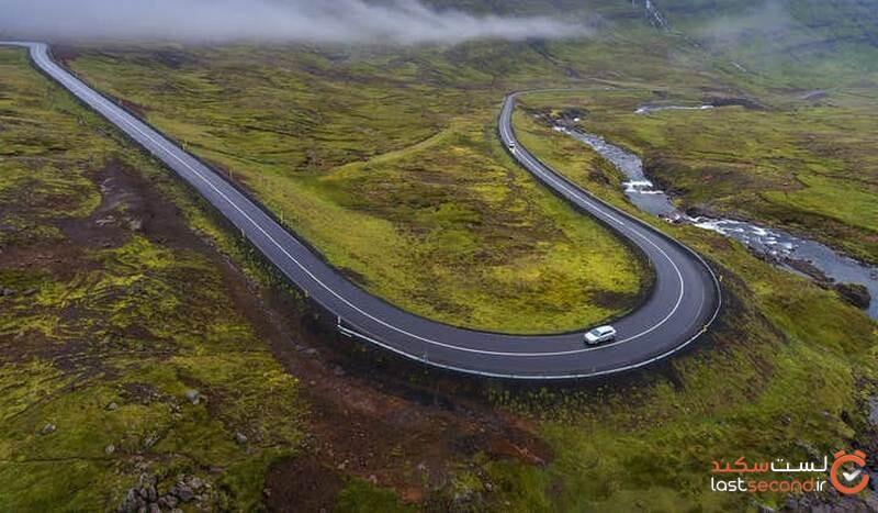 جاده یک ایسلند