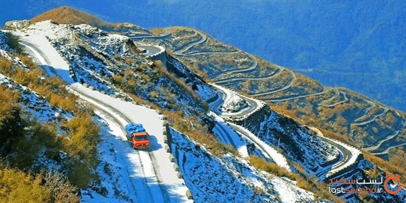 جاده ابریشم در هیمالیا