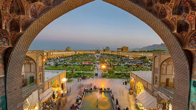 لذت اصفهان گردی در سفری بدون برنامه به اصفهان