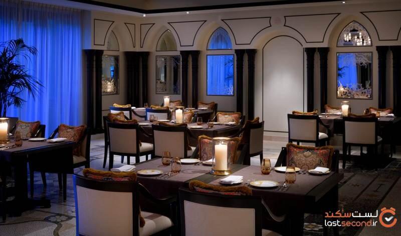 رستوران انیگما دوبی