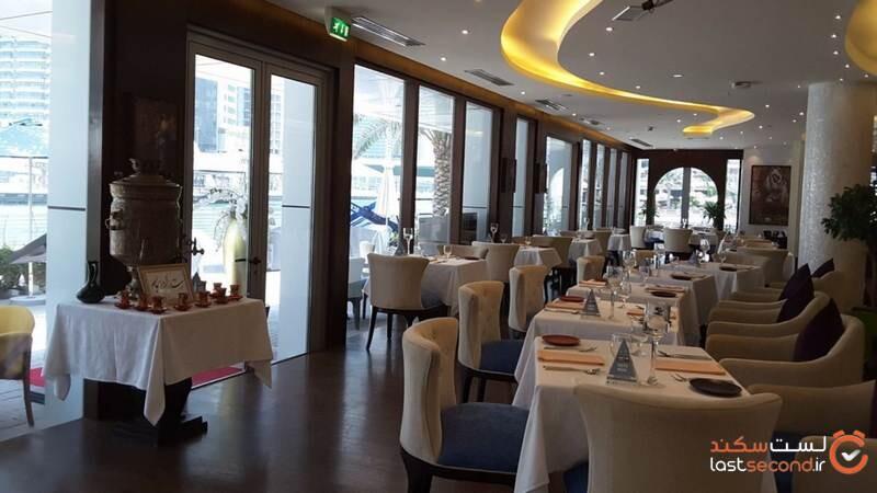 رستوران ایرانی دبی