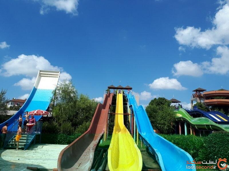 پارک آبی های استانبول