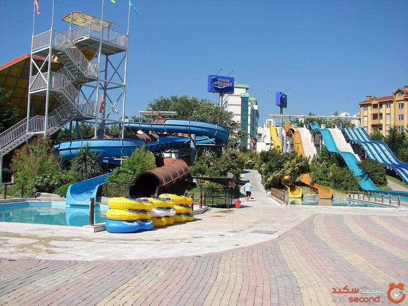 بهترین پارک آبی استانبول