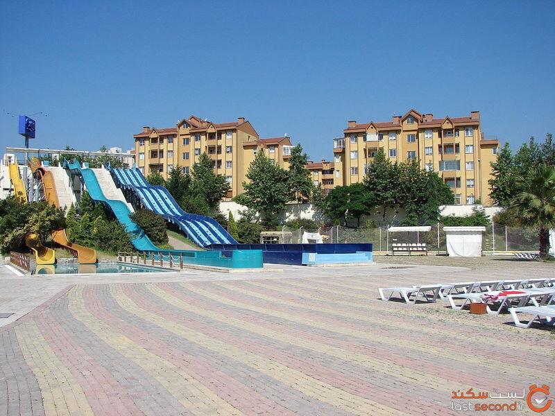 پارک های آبی استانبول