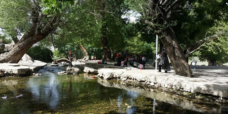 چشمه پیرکدویه