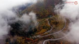 جاده زیبا و رویایی توسکستان، گلستان