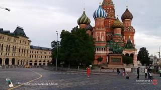 میدان سرخ مسکو دومین میدان بزرگ جهان