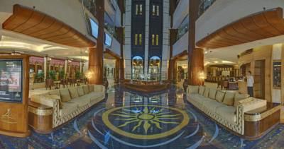 هتل گرند اکسلسیور بر