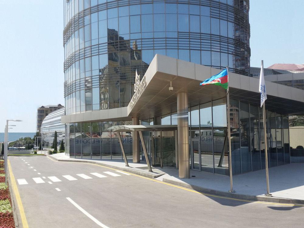 هتل قفقاز باکو اسپورت