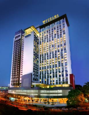 هتل فوراما بوکیت