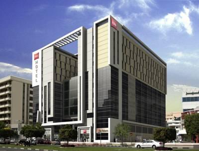 هتل ایبیس الرقه