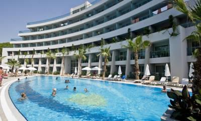 هتل کریستال سانرایز