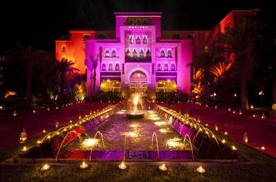 هتل سافیتل مراکش لانژ اند اسپا