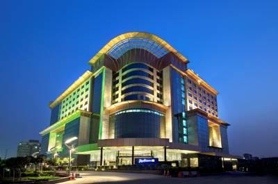 هتل رادیسون بلو قاضی آباد