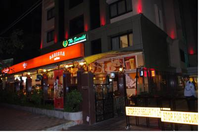 هتل امرلد
