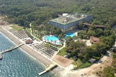 هتل میرادا دلمار