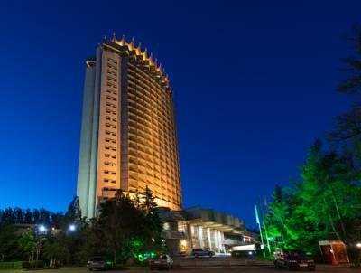 هتل قزاقستان