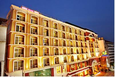 هتل اینتمت