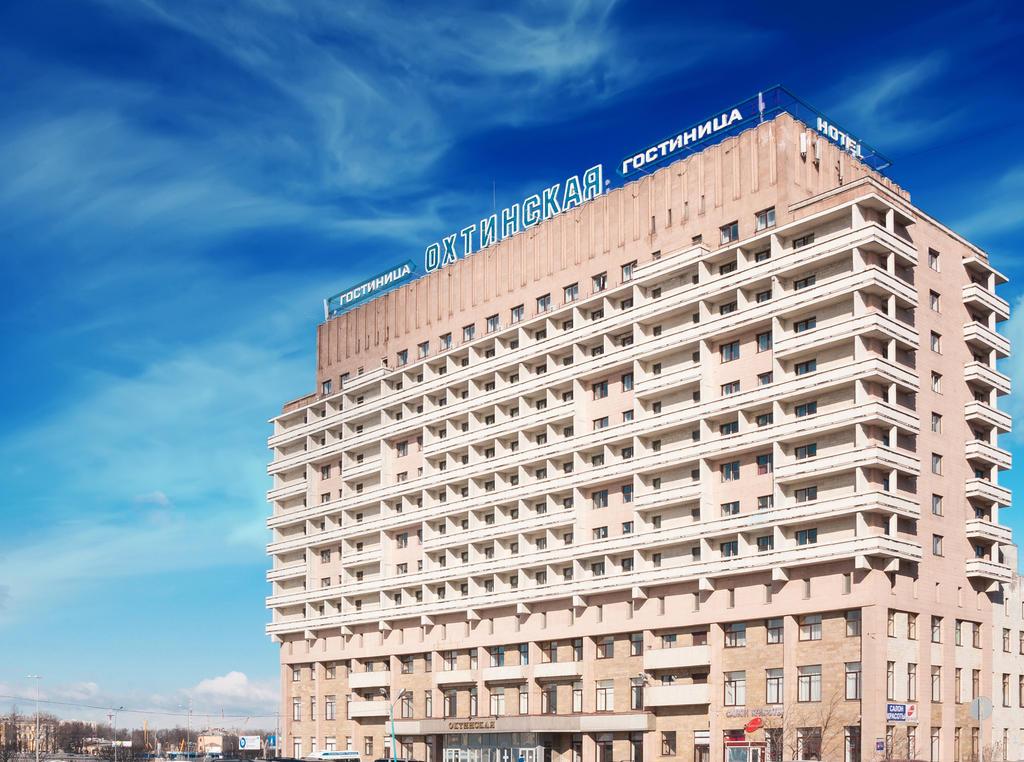 Okhtinskaya St Petersburg hotel تور مسکو و سن پترزبورک