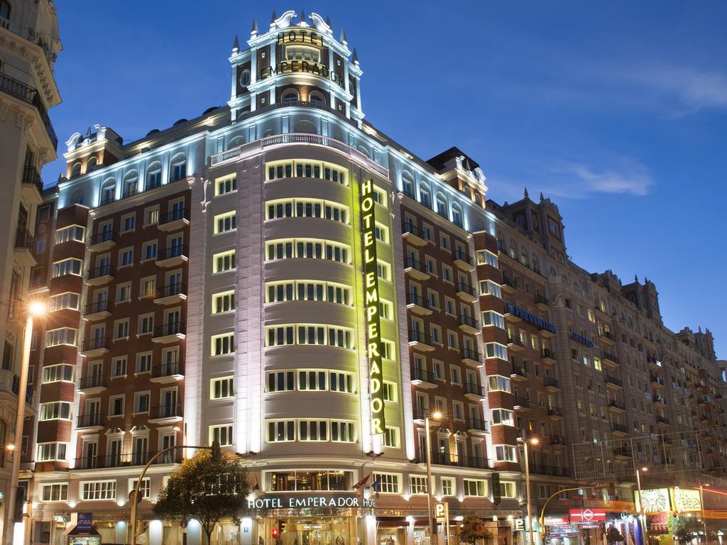 هتل امپرادور مادرید