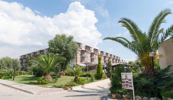 هتل کلاب مارمارا یالی گومولدور