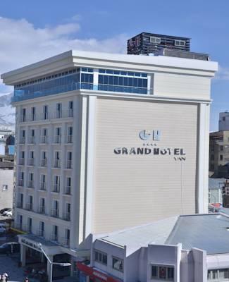 Grand Hotel Van hotel