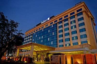 هتل  رادیسون بلو جیپور