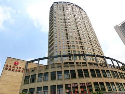 هتل رامادا ووجیائوچانگ شانگهای