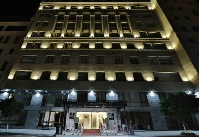 هتل پاریس