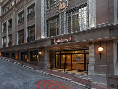 هتل مانسول گالاتا
