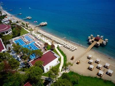 هتل شروود اکسکلوسیو کمر