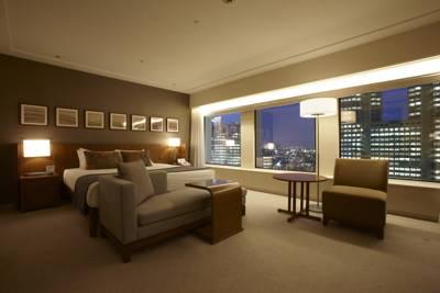 هتل کیو پلازا توکیو
