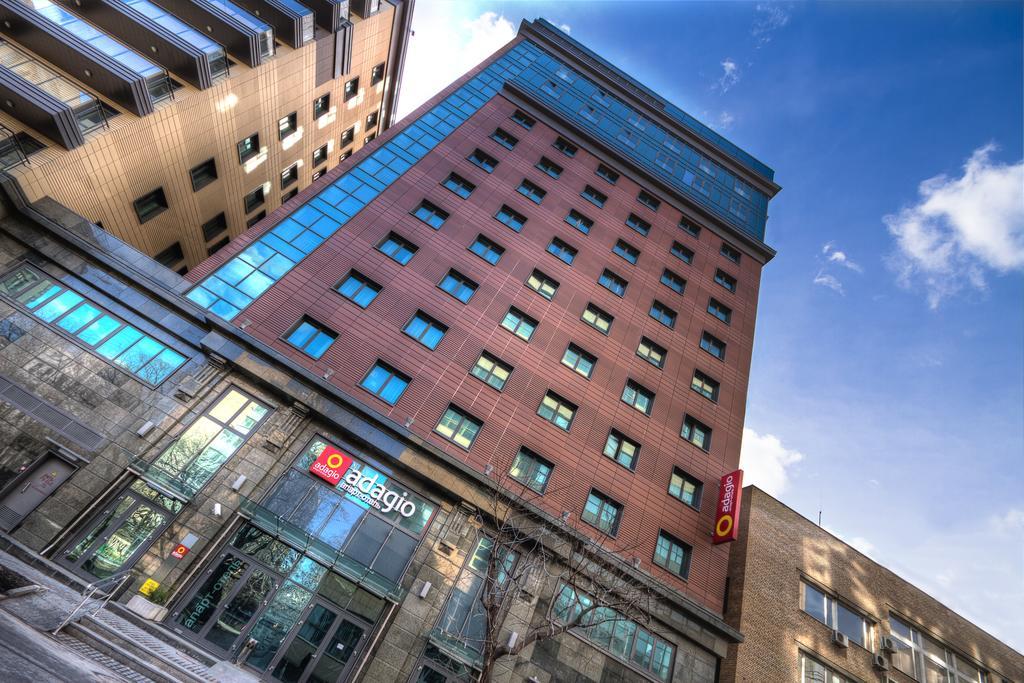 هتل آدایگو مسکو پاولتسکایا