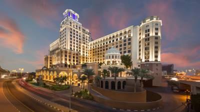 هتل کمپینسکی هتل مال